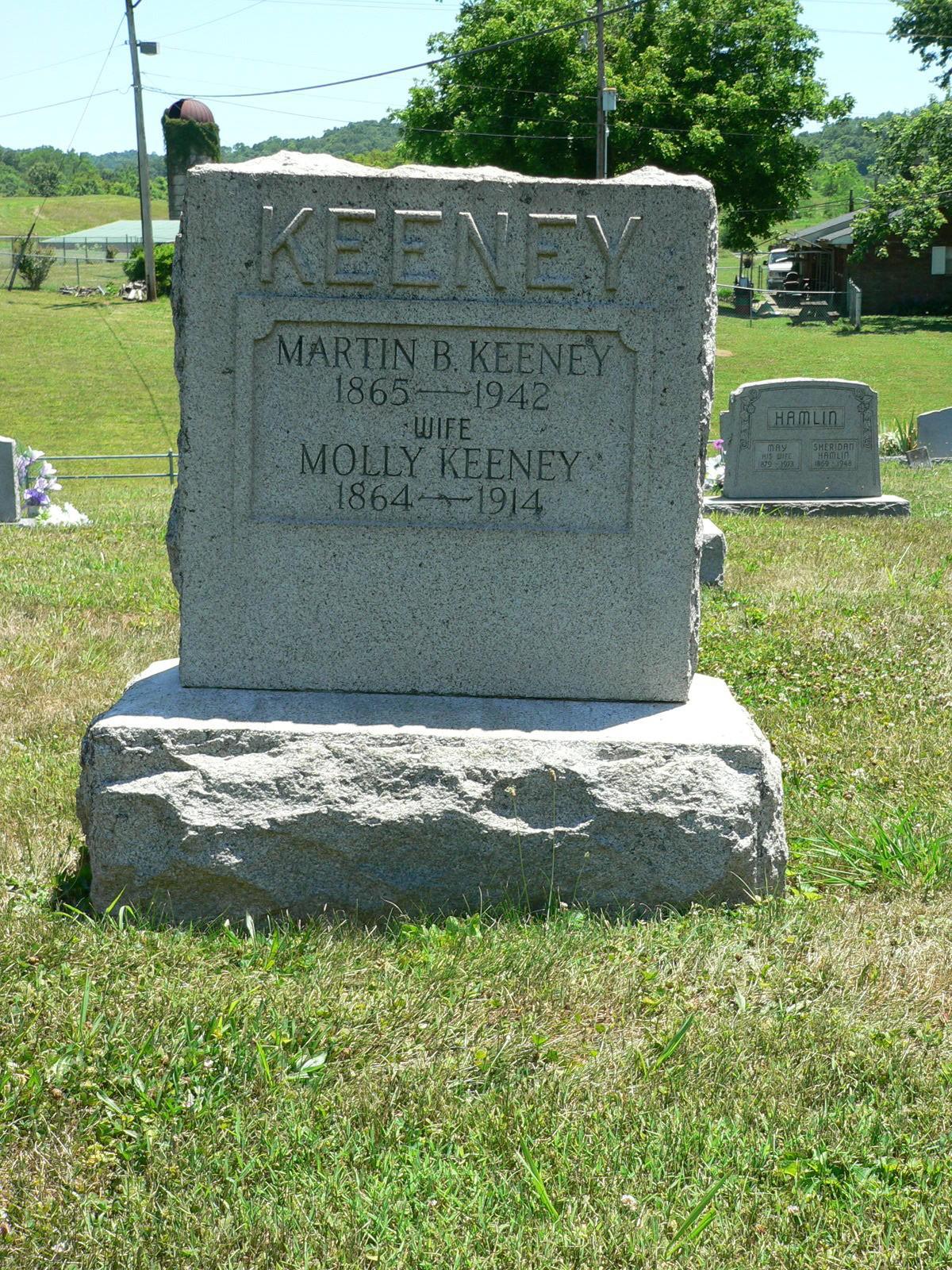 Utrica B Keeney