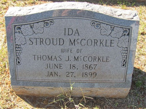 Ida Stroud