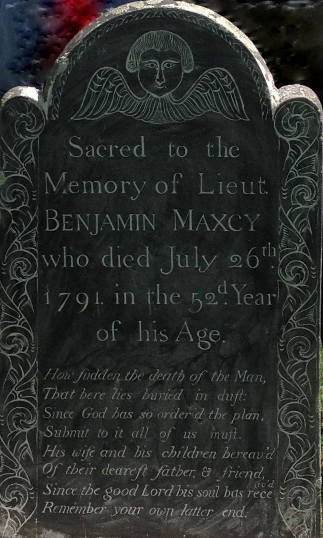 Benjamin Maxcy