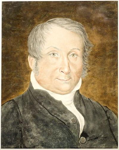 Abraham Wood