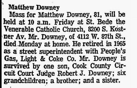 Matthew Downey