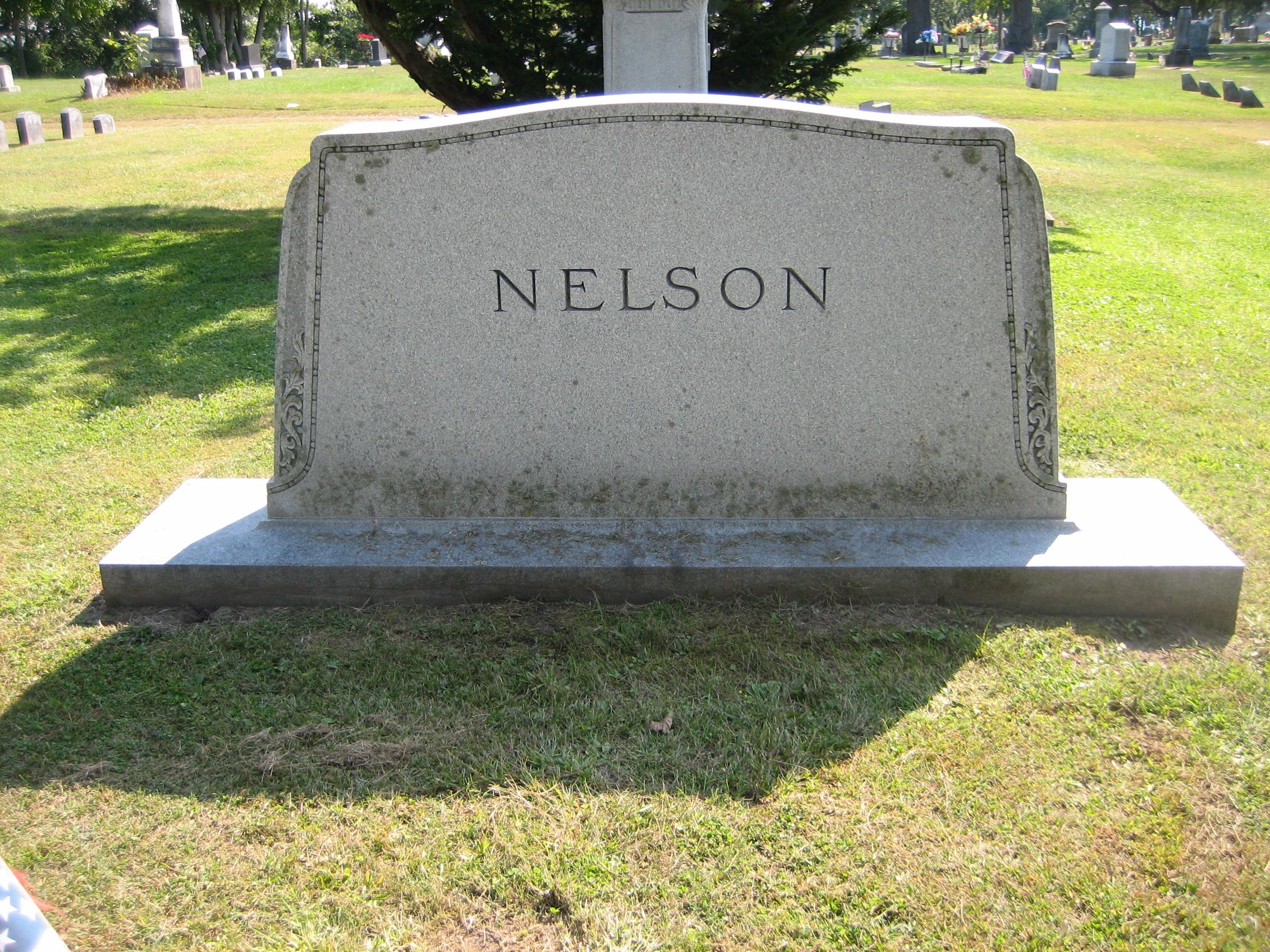 Gertrude Dewitt Nelson