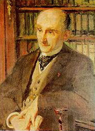 Portrait of Henri Bergson