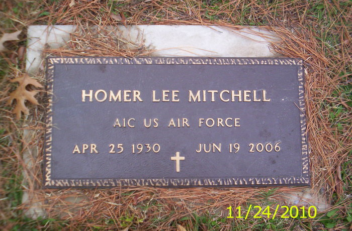 Homer Lee Mitchell