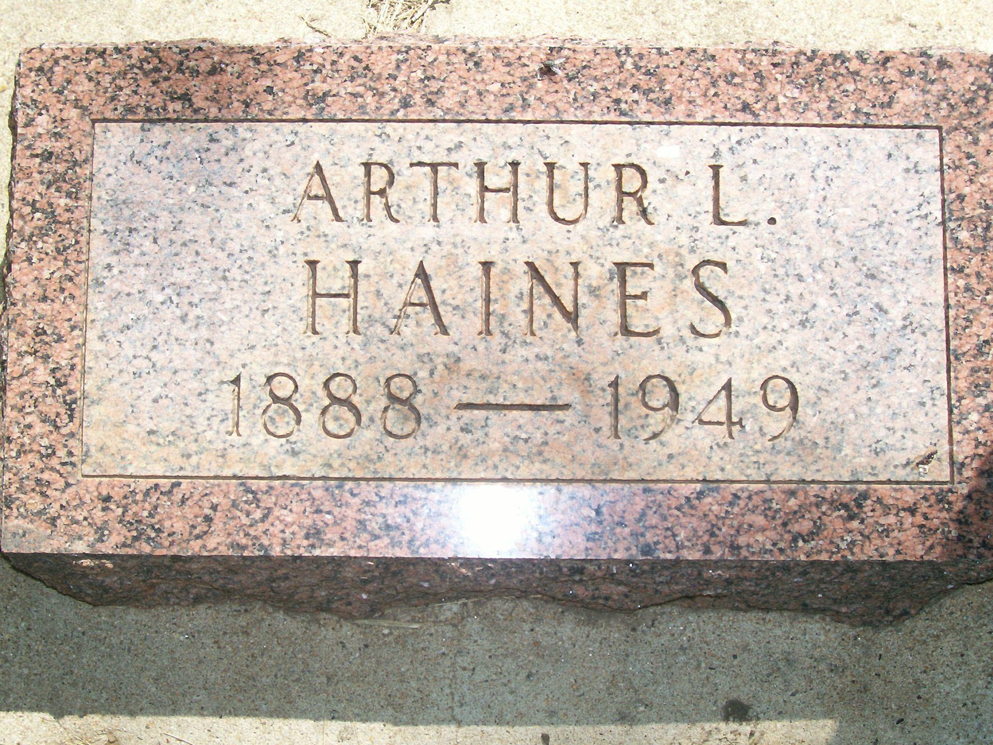 Leroy Haines