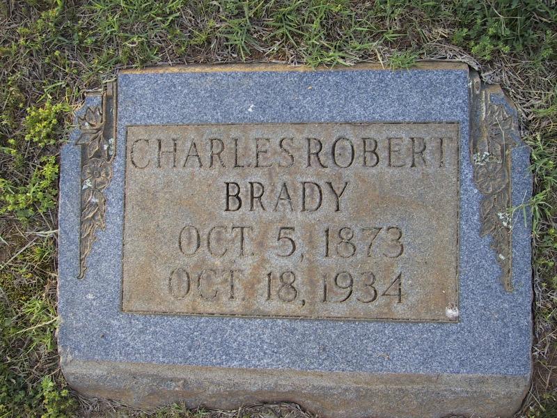 Charles U Brady