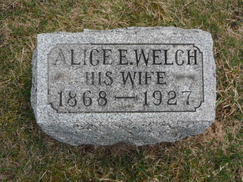 E B Welch