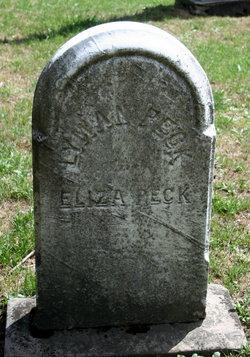 Lucius B Peck