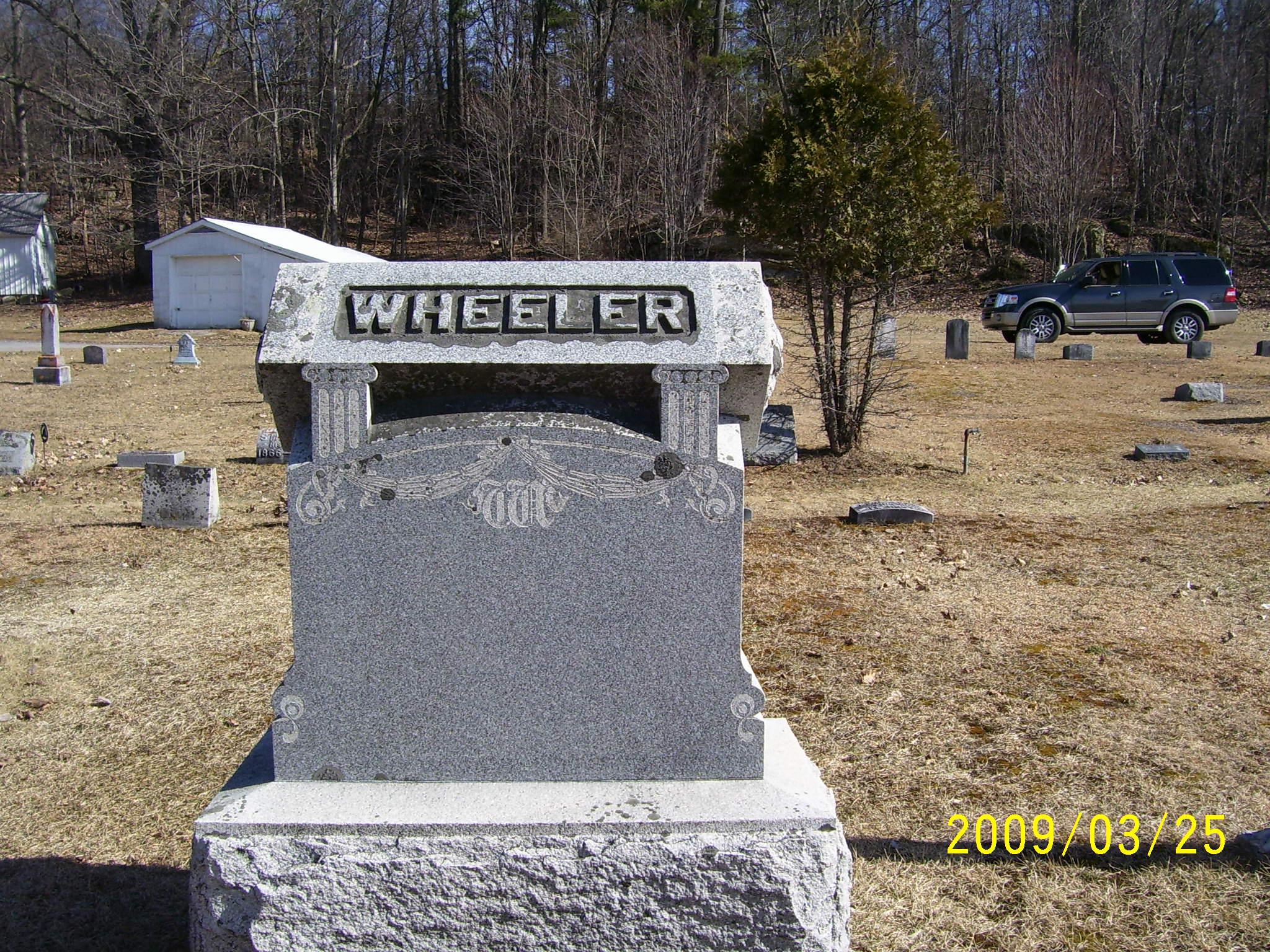 Amos Wheeler