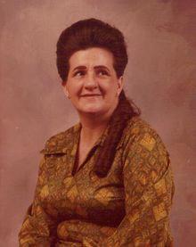 Gladys Leon Teague