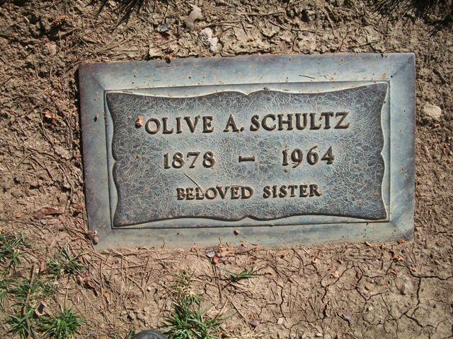 Olive Schultz