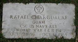 James Gordon Chargualaf