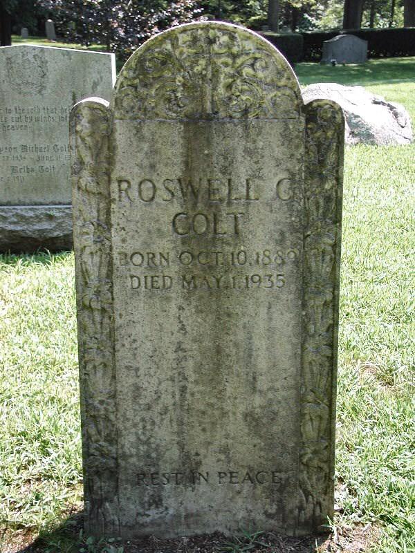 Roswell Lyman Colt