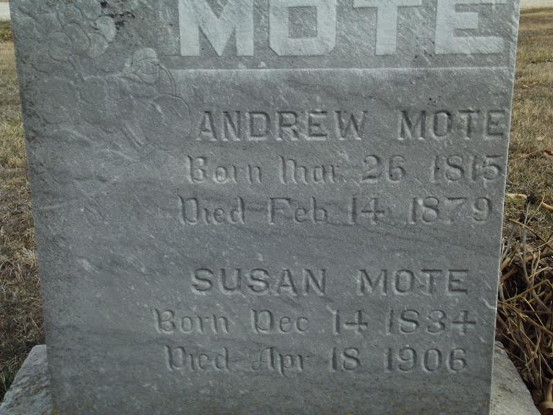 Andrew Mote