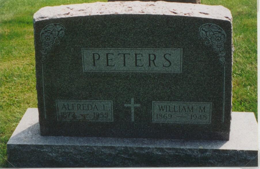 Garnett M Peters