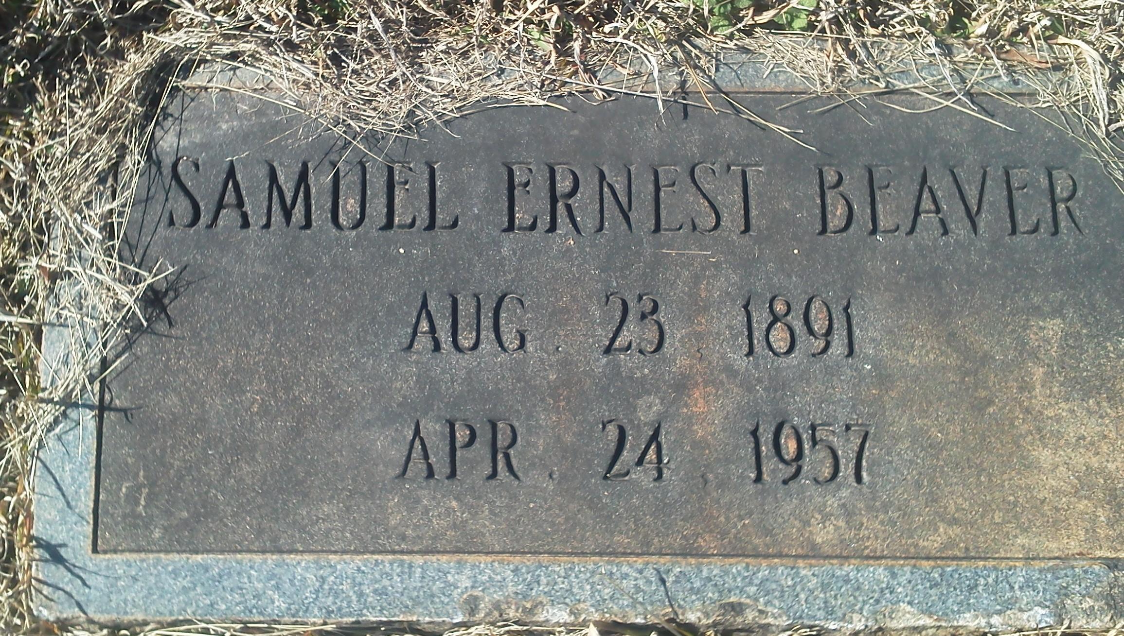 Ernest L Bever