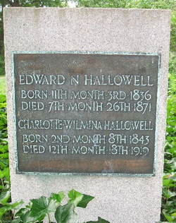 Edward Needles Hallowell