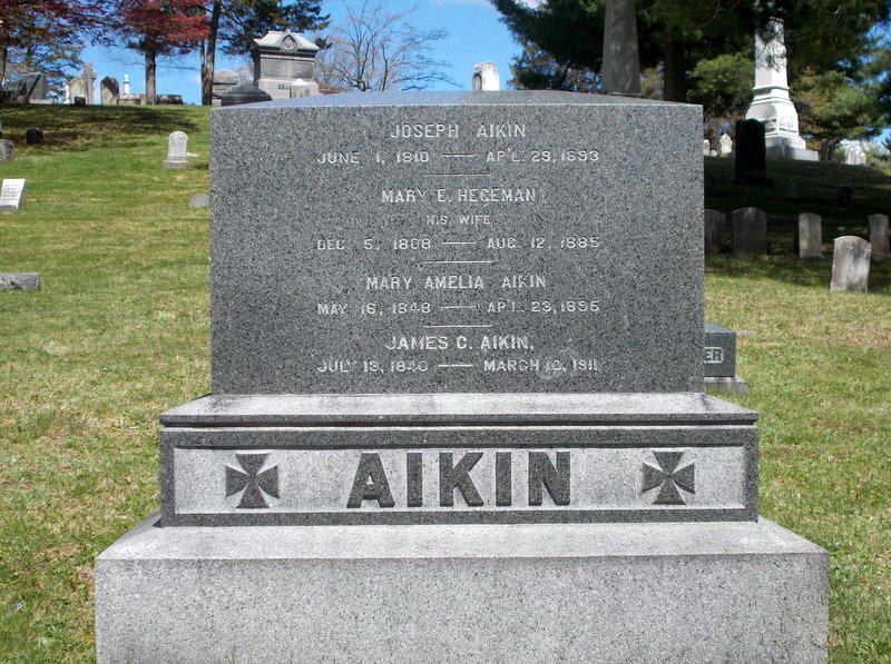 James Aiken