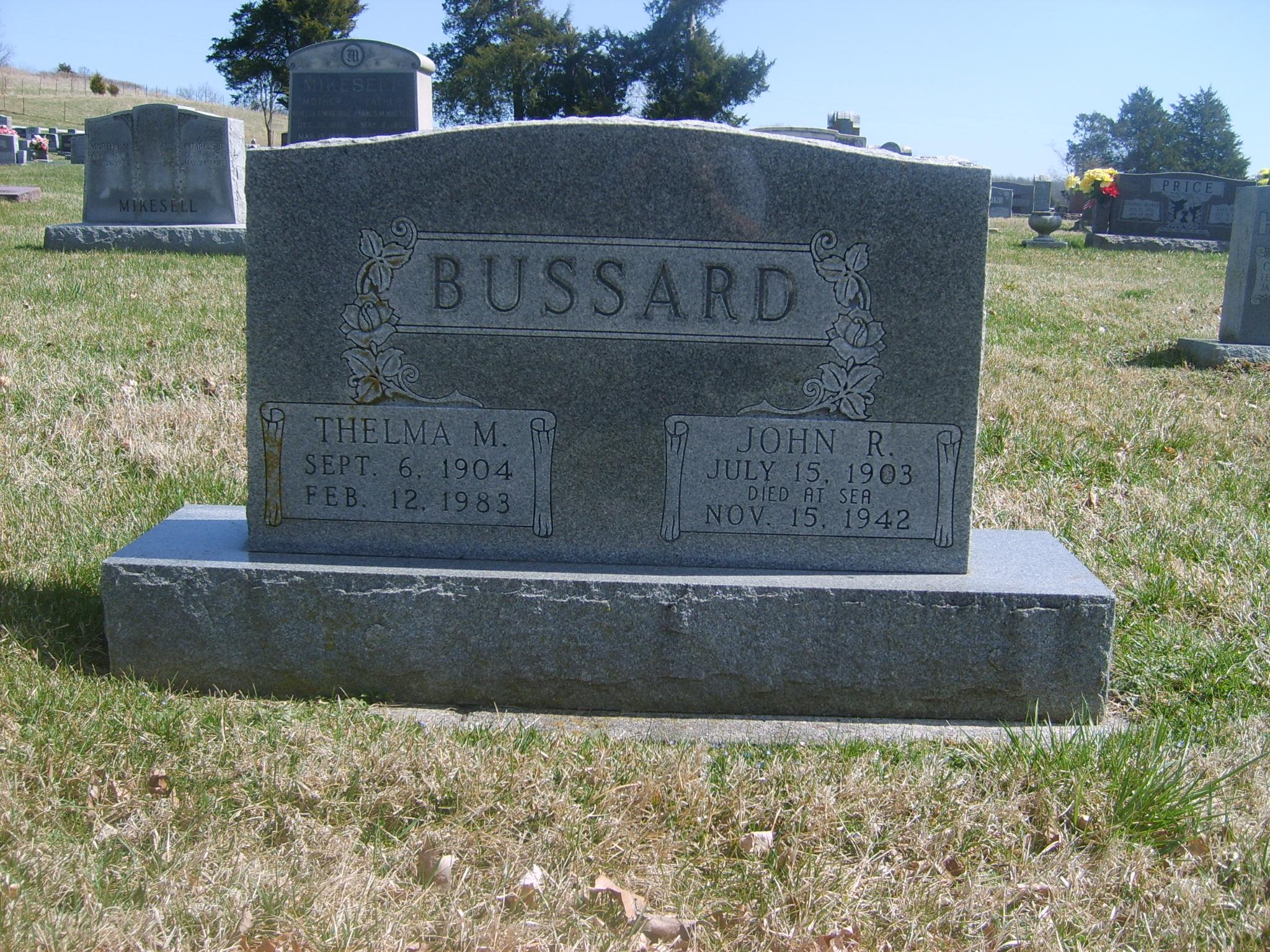 Eva R Bussard