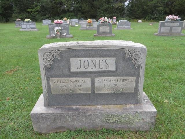 William Marshall Jones