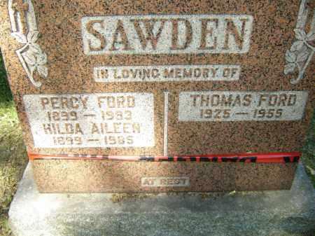 Thomas Sawden