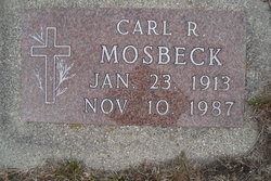Carl William Mosbeck