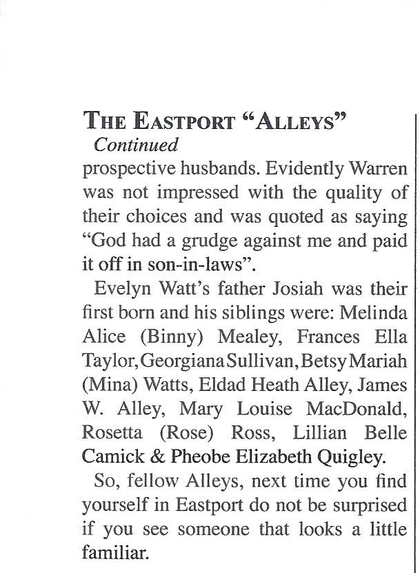 Elias Alley