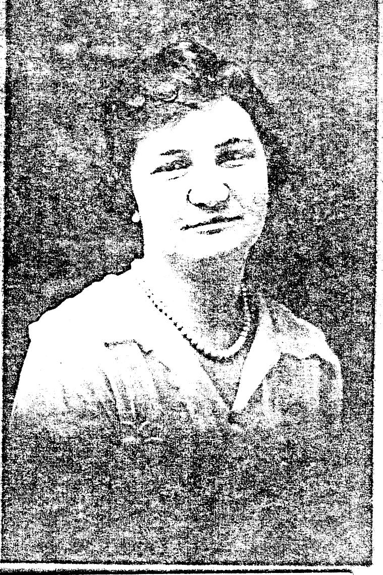 Flossie Hawkins