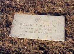 Robert Samual Watson