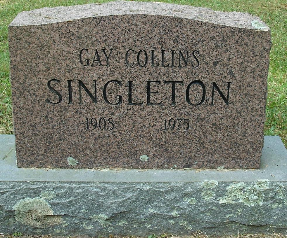 Gay Collins