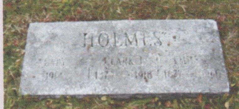 Clark Holmes
