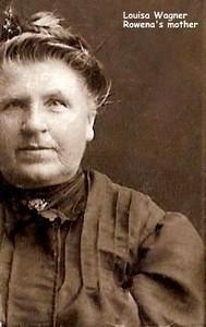 Harriet Louisa Wagner
