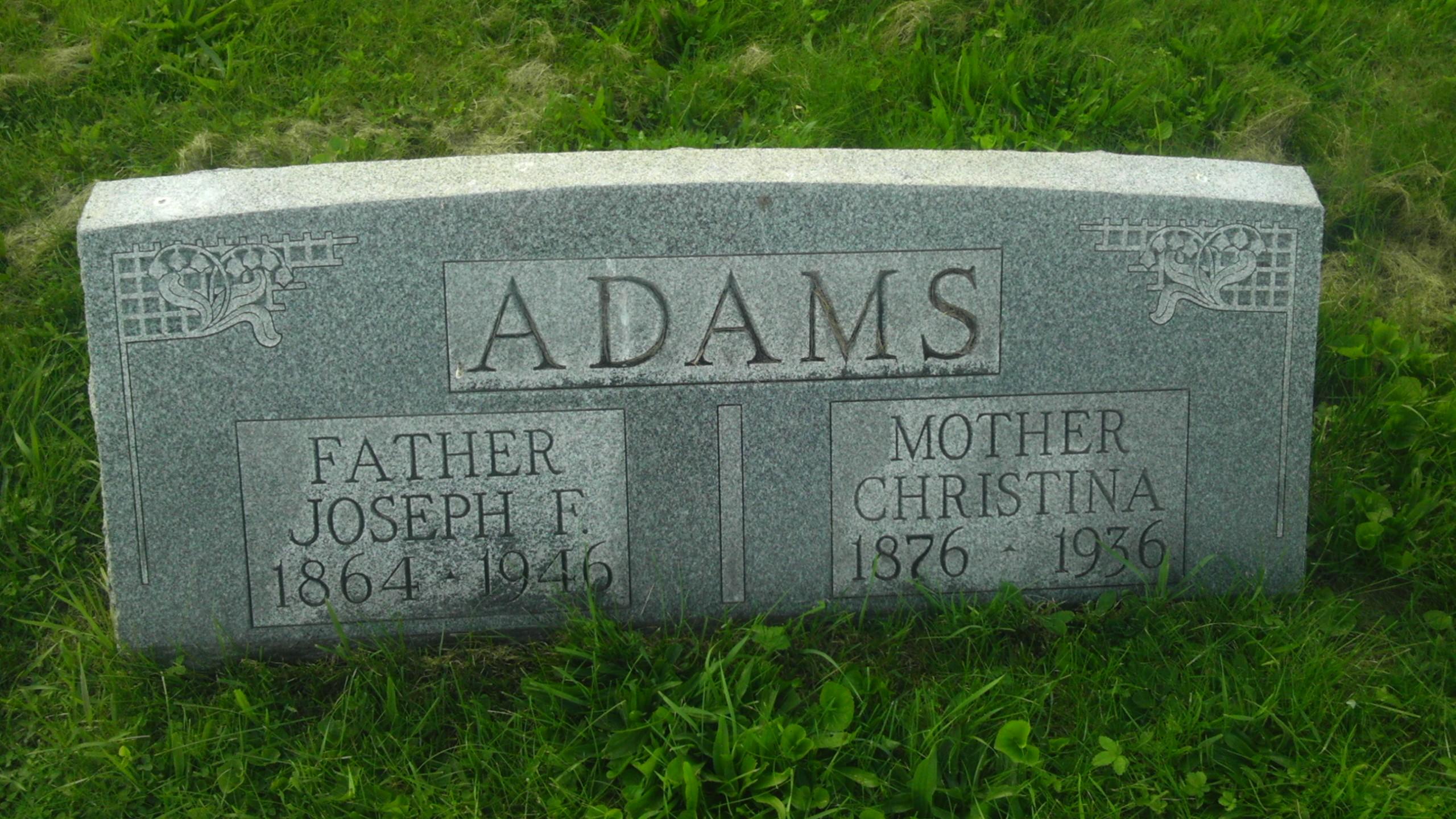 Joseph Fort Adams