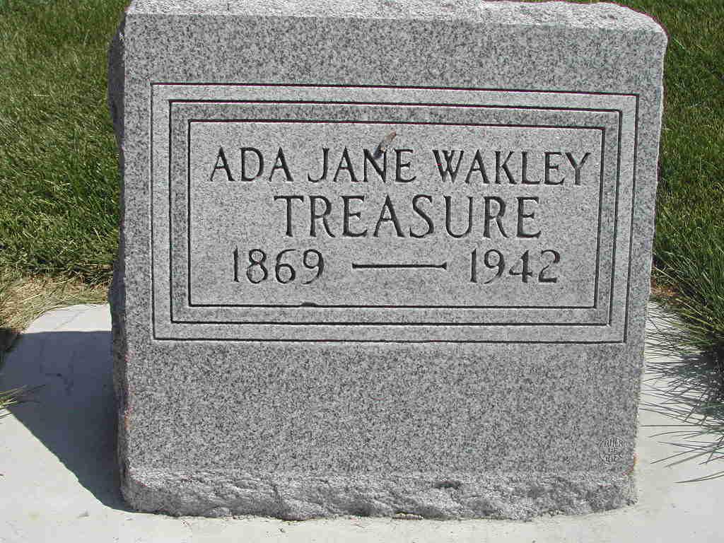 Ada Jane Wakley
