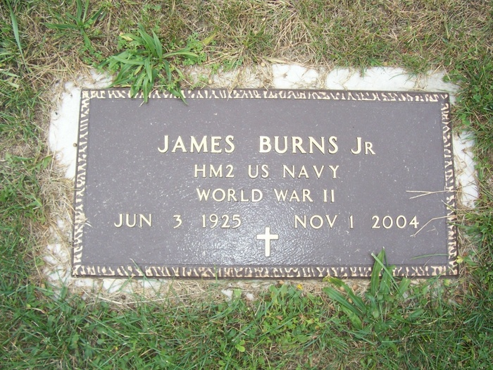 James Marshall Burns