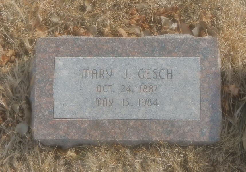 Mary Ann McClain