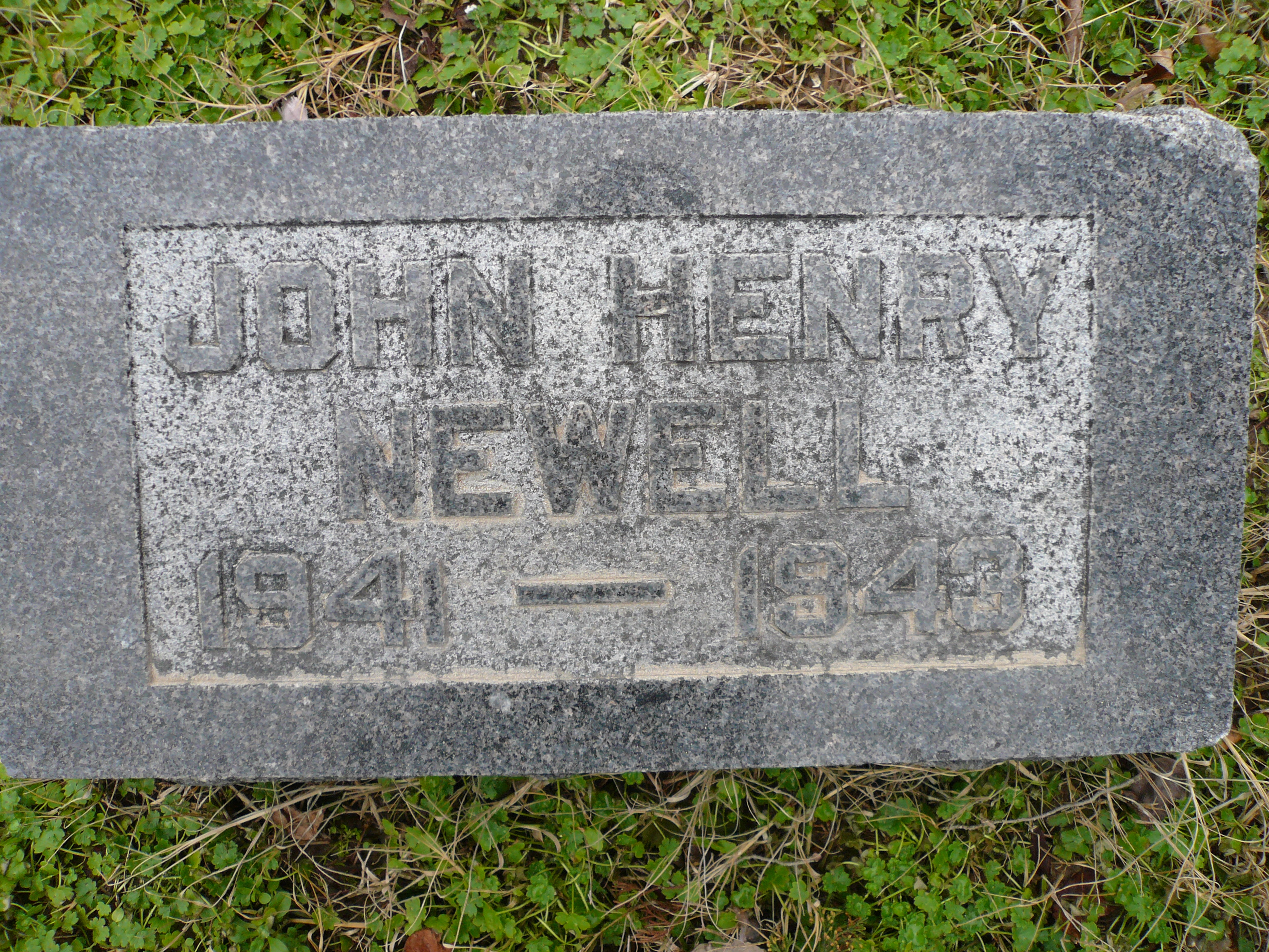 Henry Leartis Newell