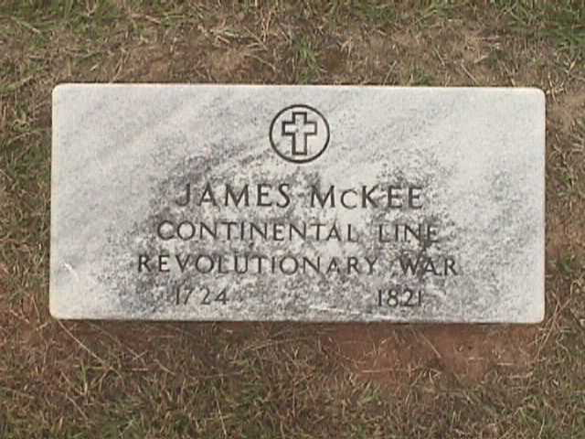 James McKee