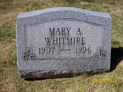 Mary Ann Whitmire
