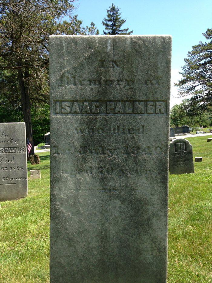 Isaac Palmer
