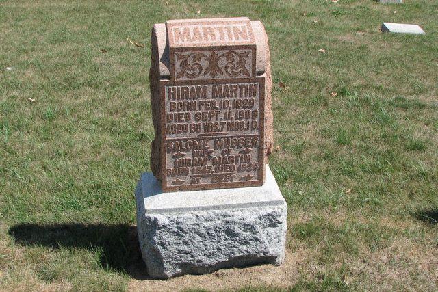 Hiram Asa Martin