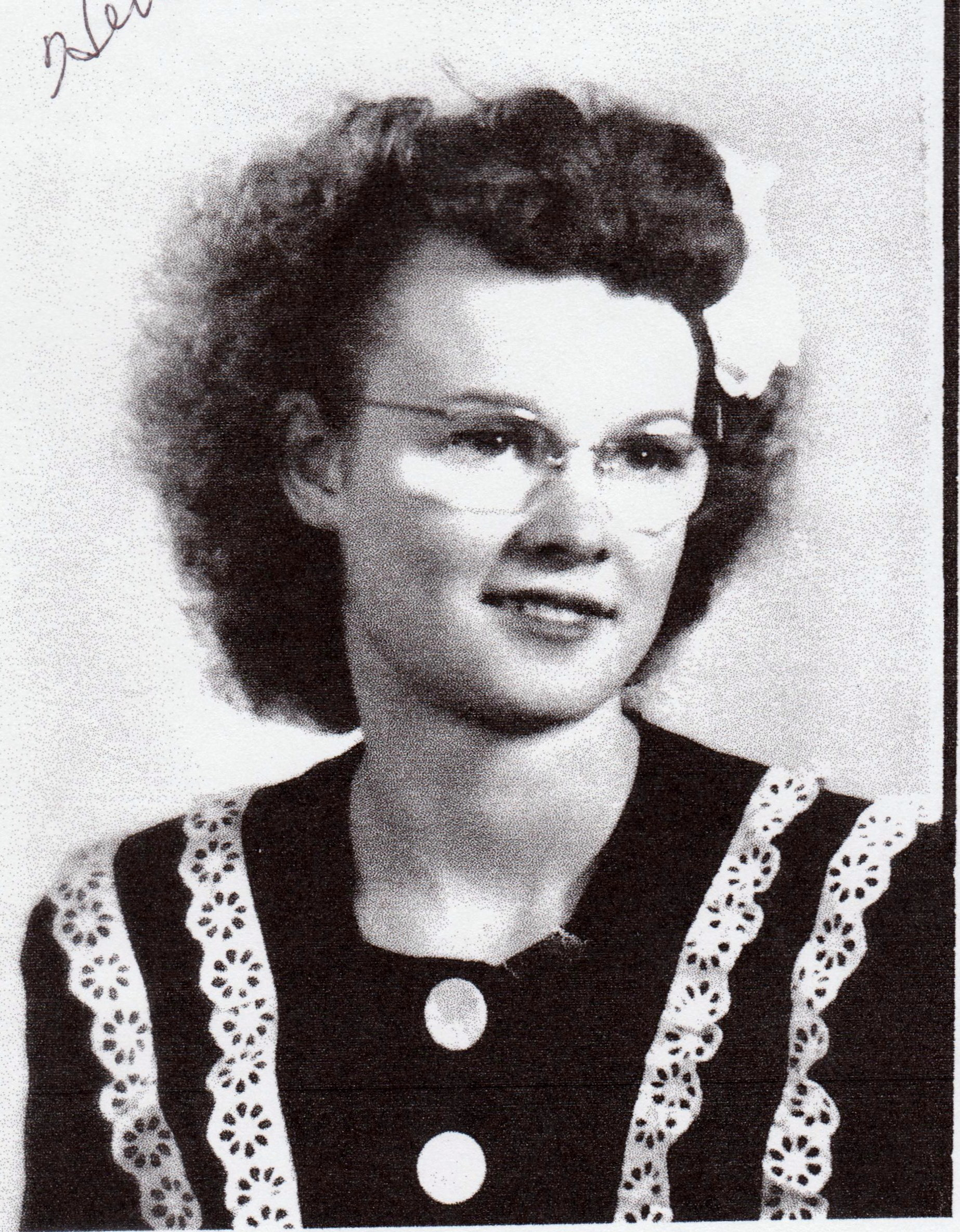 Elizabeth Frances Bell