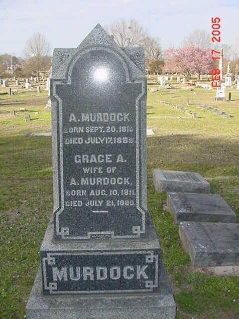 Alexander Murdock