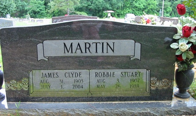 James Clyde Martin