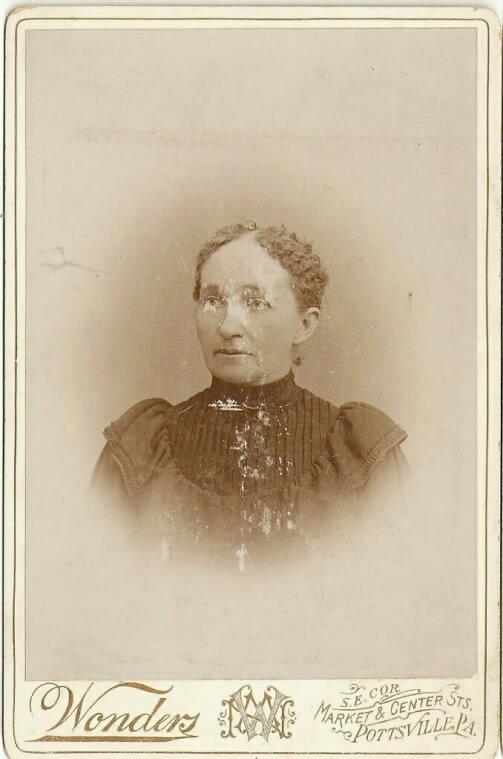 Caroline E Reed