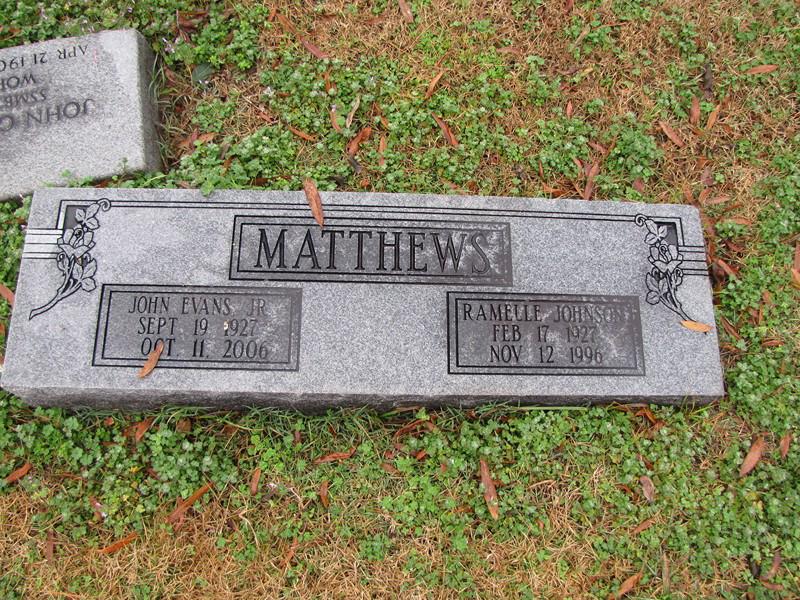 John Prentiss Matthews