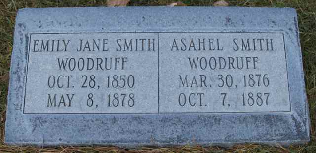 Elias Smith Woodruff