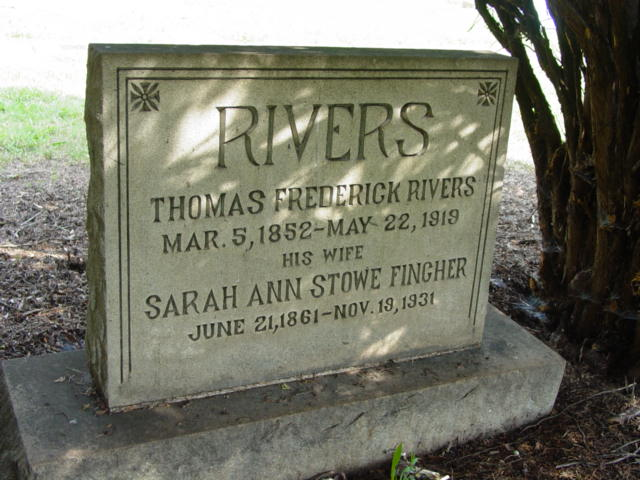 Frederick Rivers