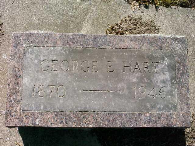 George E Hart
