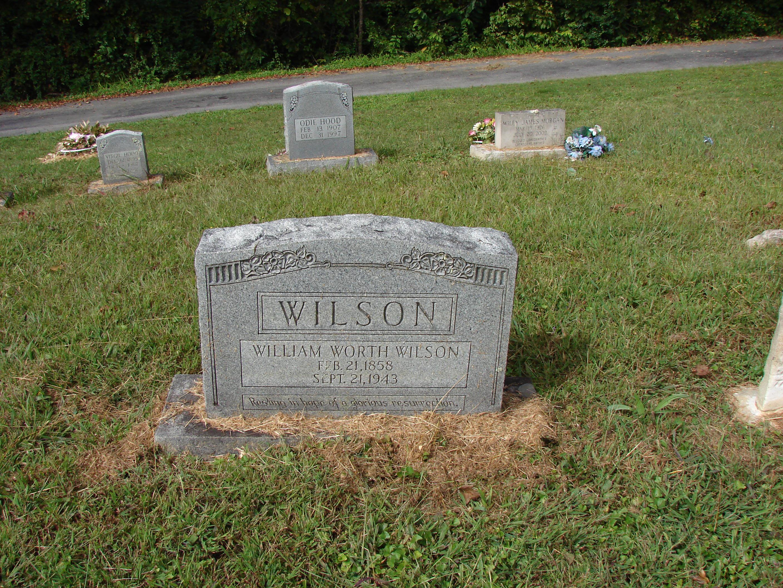 Cheque Worth Wilson